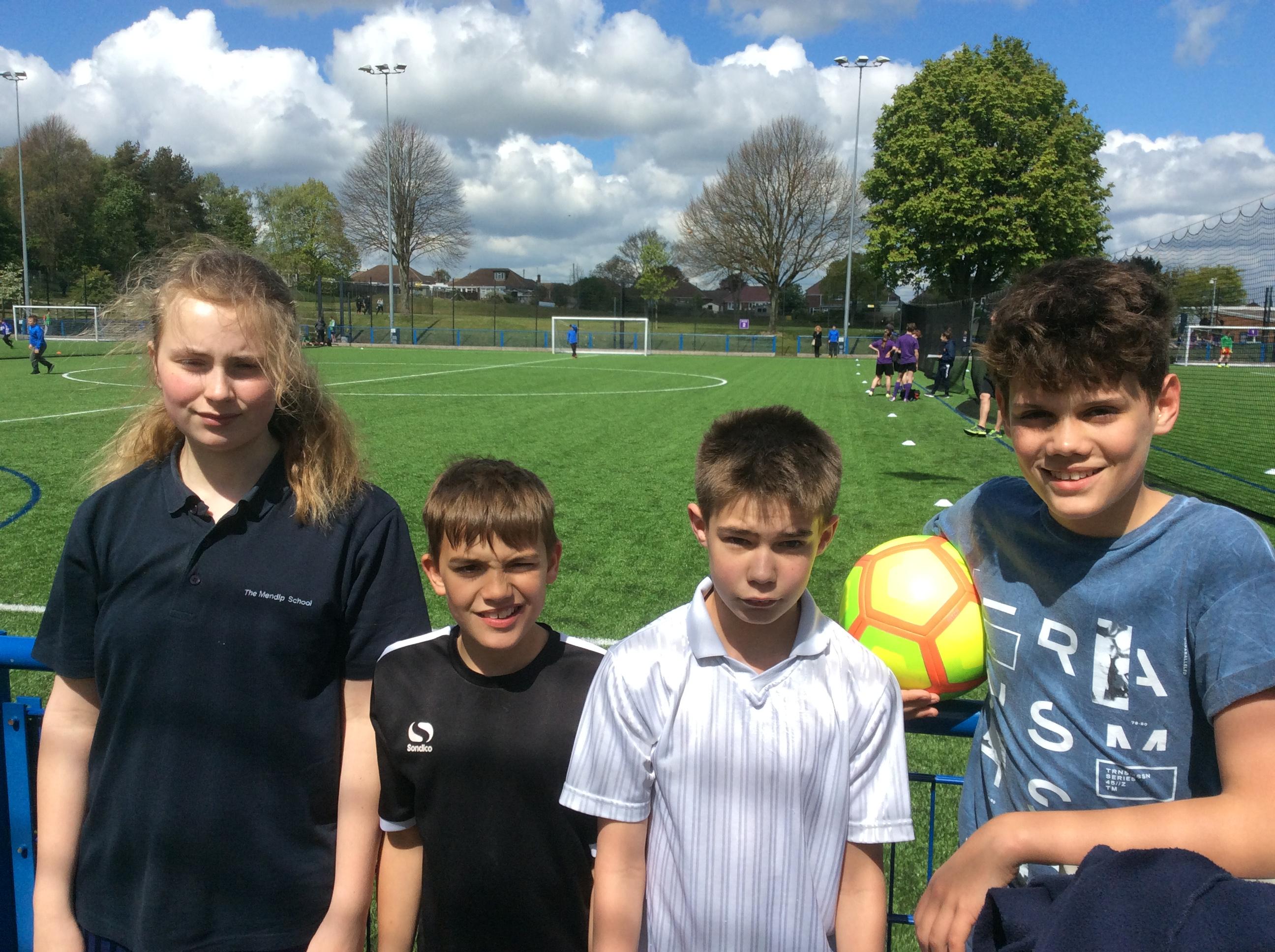 Somerset Football League – Day 2