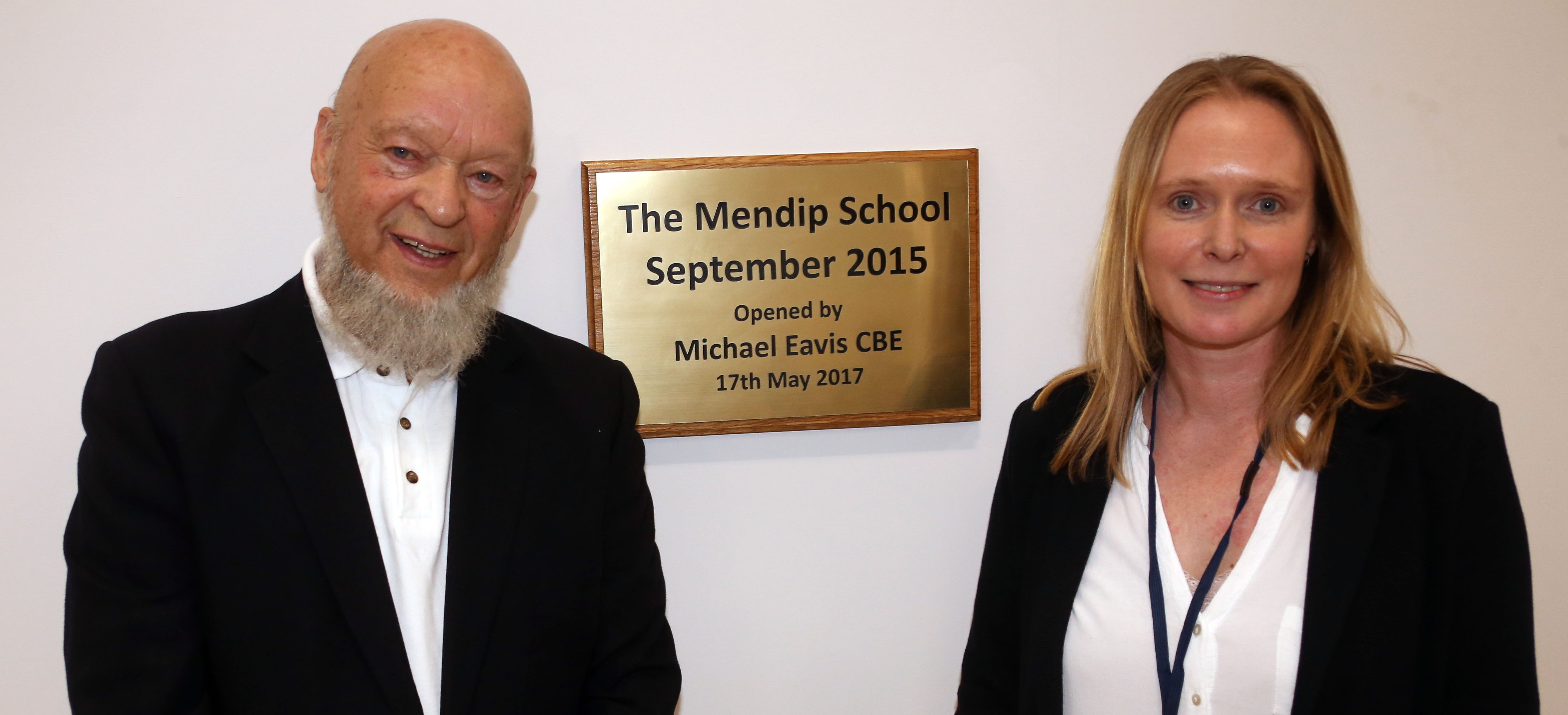 The Mendip School is Officailly Open!